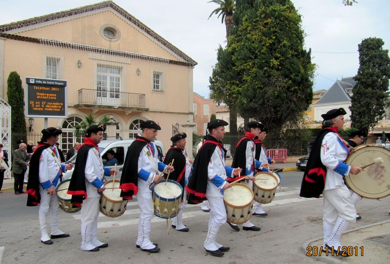 Fife and Drums of Saint-Tropez